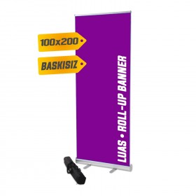 Roll Up Banner 100x200 cm