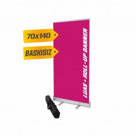 Roll Up Banner 70x140 cm